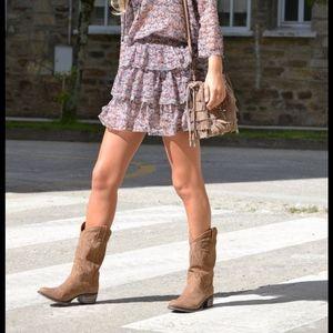 Matisse brown legend cowboy boots